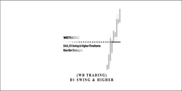 D1 Swing & Higher-Timeframe Bias-Bar Strategies – William Brown (WB Trading)