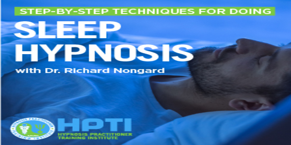 Hypnosis for Sleep Disorders - Insomnia And Better Rest - Richard Nongard