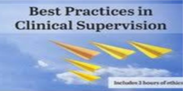 $67 Best Practices in Clinical Supervision: A Blueprint for Providing Effective and Ethical Clinical Supervision - George Haarman