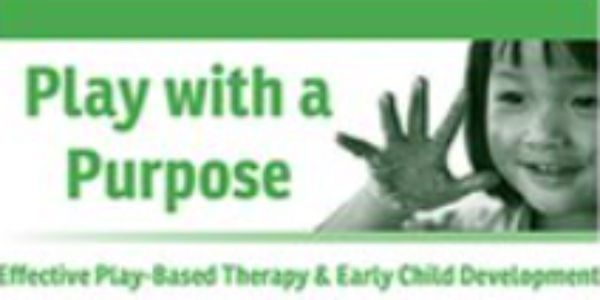 $47 Play with a Purpose: Effective Play-Based Therapy & Early Child Development - Cari Ebert
