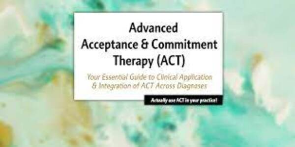 2-Day Advanced Acceptance & Commitment TherapyYour Essential Guide to Clinical Application & Integration of ACT Across Diagnoses - Michael C. May (1)