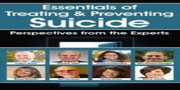 Essentials of Treating & Preventing SuicidePerspectives from the Experts - Burt Bertram - Craig J. Bryan & Others (1)