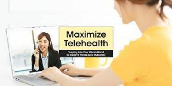 Maximize Telehealth Tapping into Your Clients World to Improve Therapeutic Outcomes - Shari Murgittroyd (1)