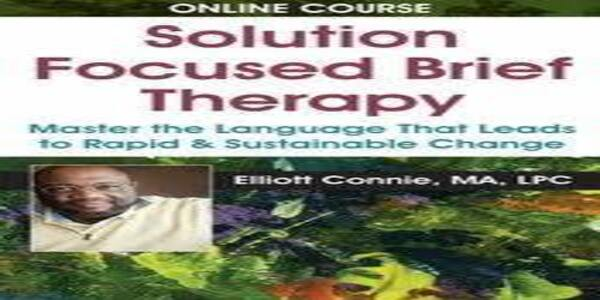 Solution Focused Brief Therapy Master the Language that Leads to Rapid & Sustainable Change - Elliott Connie (1)