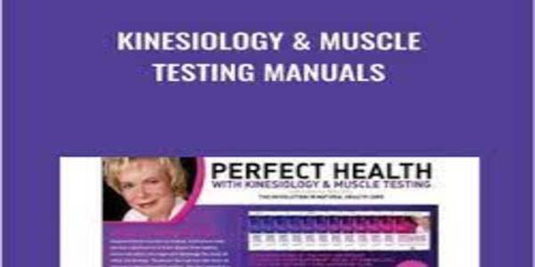 Kinesiology & Muscle Testing Manuals - Stephanie Relfe (1)