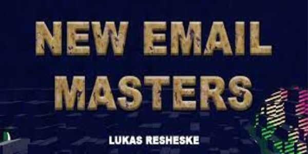$93 New Email Masters - Lukas Resheske