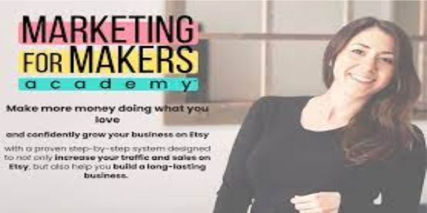 $87 Marketing for Makers Academy 2.0 - Alissa Rose